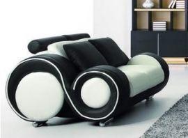 2-seater Sofa Space -white