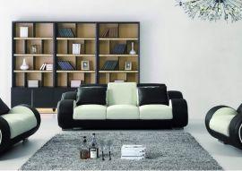 3-seater sofa Space -white