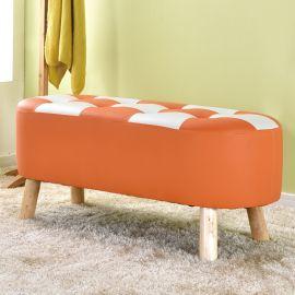 Bench Theron-orange