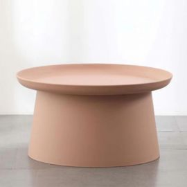 Coffee Table Thorald-pink