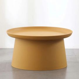 Coffee Table Thorald-yellow