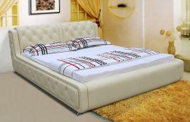 Sänky Valor Lux 160-180 beige