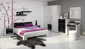 Sänky Viki Lux 160x200cm