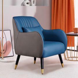 Armchair Vixen-blue