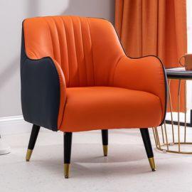 Armchair Vixen-orange