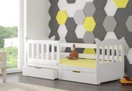 Children bed Kristoff -white