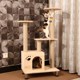 Kissan kiipeilypuu Winnie