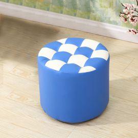 Pouf Zaida-blue