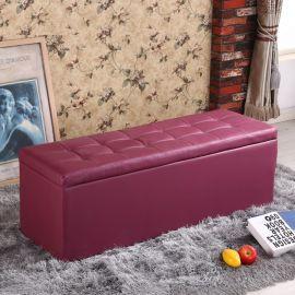 Pouf Zandria-purple